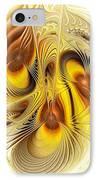 Hive Mind IPhone Case by Anastasiya Malakhova