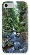 How Green Is My Glen IPhone Case by Gary Eason