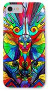 Human Self Awareness IPhone Case by Teal Eye  Print Store