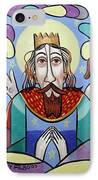 I Am The Way The Truth And The Light IPhone Case by Anthony Falbo