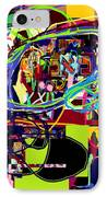 I Believe With Complete Faith In The Coming Of Mashiach 5 IPhone Case by David Baruch Wolk