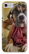 I Want To Ride IPhone Case by Domenico Castaldo