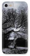Ichabod's Pathway IPhone Case by Donna Blackhall
