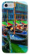 Impressionistic Photo Paint Gs 009 IPhone Case by Catf