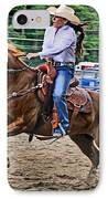 In It To Win It IPhone Case by Gary Keesler