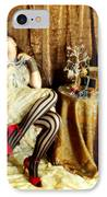 In Love IPhone Case by Cindy Nunn
