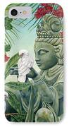 In The Company Of Angels IPhone Case by Danielle  Perry