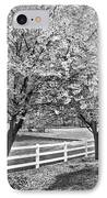 In The Park IPhone Case by Debra and Dave Vanderlaan