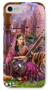 Indian Harmony IPhone Case by Jan Patrik Krasny