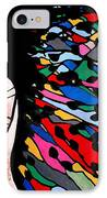 Indian Wave IPhone Case by Amy Sorrell