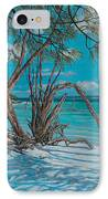 Island Time IPhone Case by Danielle  Perry