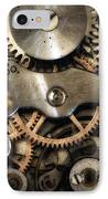 It's Time IPhone Case by Robert Woodward