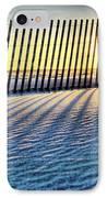 Jones Beach IPhone Case by JC Findley