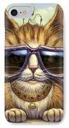 Just Be IPhone Case by Jeff Haynie