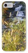 Kent Falls IPhone Case by Bill Wakeley