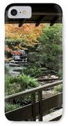 Kokoen Garden - Himeji City Japan IPhone Case by Daniel Hagerman