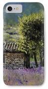 Lala Vanda IPhone Case by Guido Borelli