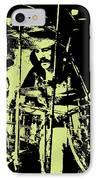 Led Zeppelin No.05 IPhone Case by Caio Caldas
