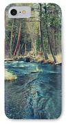 Let It All Go IPhone Case by Laurie Search