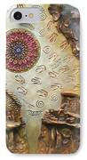 Life Along The Fault Line IPhone Case by Gary Wilson