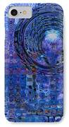 Light At The End Of The Tunnel IPhone Case by Jack Zulli