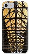 Light From Above IPhone Case by DJ Florek