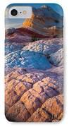 Lollipop Sunset IPhone Case by Inge Johnsson