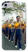 Lsu Marching Band 3 IPhone Case by Steve Harrington
