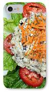 Macaroni Salad 1 IPhone Case by Andee Design