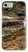 Meandering Waters IPhone Case by Christina Rollo