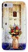 Memory Lane IPhone Case by Janine Riley