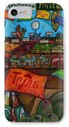 Mercado Mexicana IPhone Case by Patti Schermerhorn
