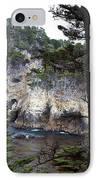 Monterey Rock Pines And Cypress IPhone Case by Viktor Savchenko