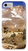 Mt. Hood IPhone Case by Marty Koch