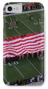 National Anthem IPhone Case by Dan Sproul