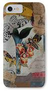 Nature Study IPhone Case by Tamyra Crossley