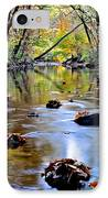 Natures Mood Lighting IPhone Case by Frozen in Time Fine Art Photography