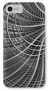 Network II IPhone Case by John Edwards