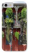 New Orleans City Jungle IPhone Case by Christine Till