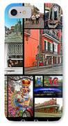 New Orleans IPhone Case by Steve Harrington