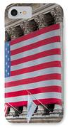 New York Stock Exchange IIi IPhone Case by Clarence Holmes