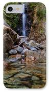 Norvan Falls IPhone Case by James Wheeler