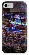 Obama And Biden At 2008 Convention IPhone Case by Stephen Farley