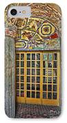 October At Fonthill Castle IPhone Case by Susan Candelario