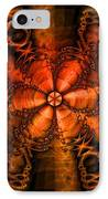October IPhone Case by Elizabeth McTaggart