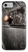 Old Door Lock IPhone Case by Olivier Le Queinec