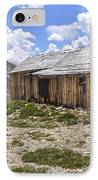 Old Mining House IPhone Case by Aaron Spong