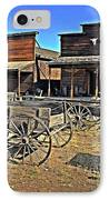 Old Town Mainstreet IPhone Case by Marty Koch