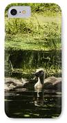 One Honk Says It All IPhone Case by Thomas Young