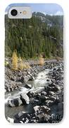 Oregon Wilderness II IPhone Case by Peter French